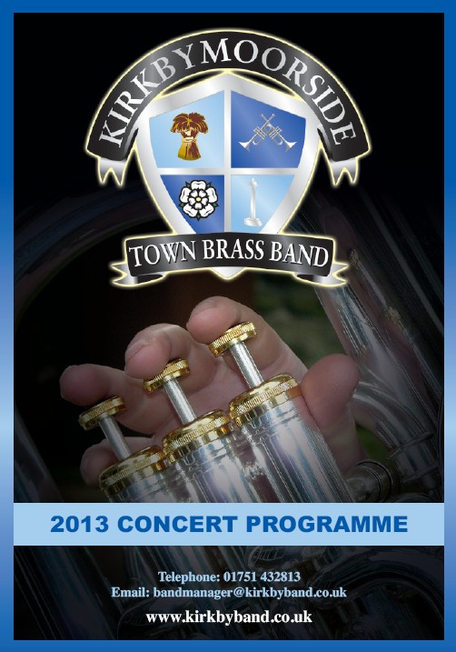 Kirkbymoorside Brass Band