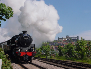 NYMR article 2 Digital photography workshops at the NYMR