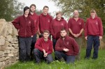 North York Moors National Park conservation apprentices - photo by Doug Jackson