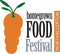 Homegrown Food Festival Logo