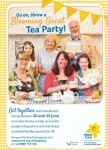 Marie Curie Blooming Great Tea Party 2016‏