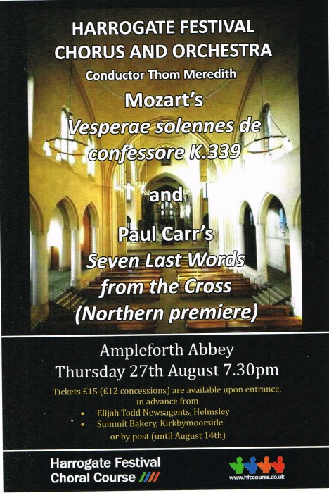 Ampleforth concert 3