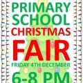 Poster for Kirkbymoorside Christmas Fair