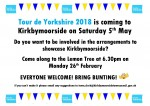Tour de Yorkshire Poster 26th February