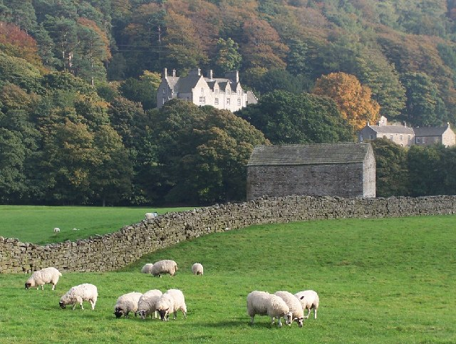 Scar House, Arkengarthdale Shooting Lodge of the Duke of Norfolk. Photo by Paul C for Geograph