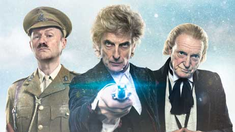 York treat for fans of Dr Who and League of Gentlemen