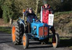 Bernard Simpson and his son Malcolm who organise the Beadlam Tractor Run which has now raised more than £100,000 for Yorkshire Air Ambulance.